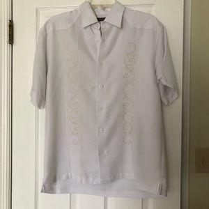 Cubavera medium shirt